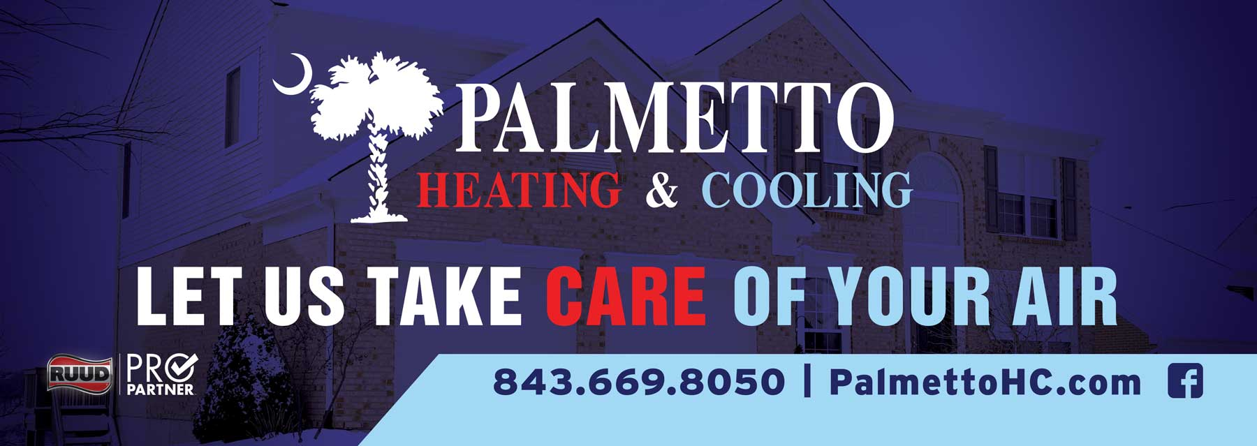Get a Spring checkup from Palmetto Heating and Cooling!