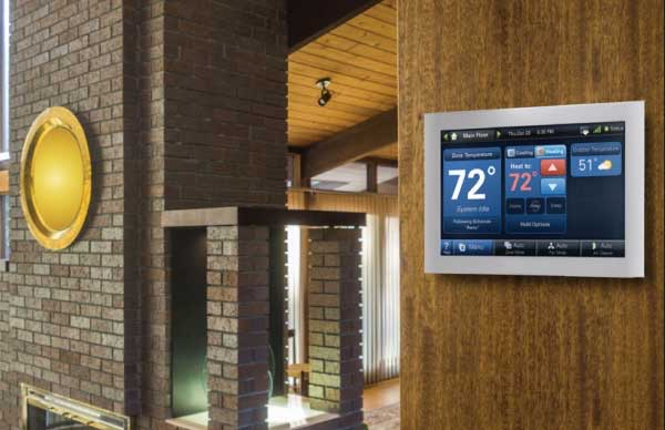 Home Thermostat Controls